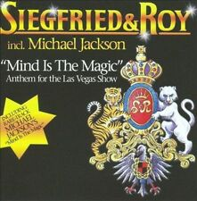 Mind Is the Magic: Anthem for the Las Vegas Show * by Siegfried & Roy (CD, Jul-2009, ZYX)