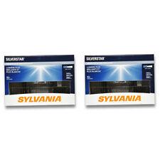 Sylvania SilverStar High Beam Low Beam Headlight Bulb for Dodge Ramcharger ua