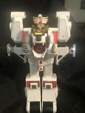 1994 Bandai MMPR Power Rangers White Tigerzord Toy