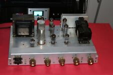 New listing Vintage Vintage Pilot 110 stereo tube amplifier 1960 from console