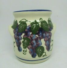 YANKEE CANDLE Olde Cape Cod, Tart Warmer, Grape Design