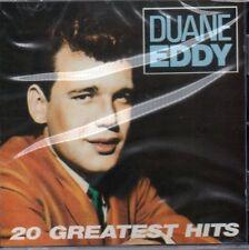 Duane Eddy 20 greatest hits (1987) [CD]