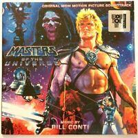 Masters of the Universe - Bill Conti Soundtrack - He-Man RSD Black Friday HeMan