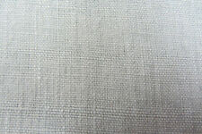 Upholstery By the Metre Solid/Plain 100% Linen Fabric