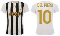 Maglia Del Piero Juventus 2021 Juve ufficiale Home Alessandro Scritta ORO 2020