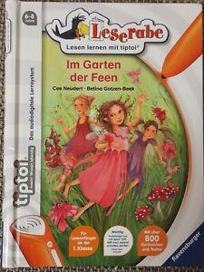 tiptoi® Leserabe: tiptoi® Im Garten der Feen von Ne... | Buch | Zustand sehr gut