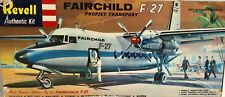 Revell Fairchild F-27 Propjet Transport