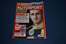 February Autosport Weekly Sports Magazines