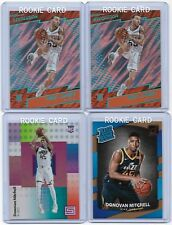 2017-18 Panini Revolution Mike James RC Rookie Card Lava Parallel lot of 2 /10