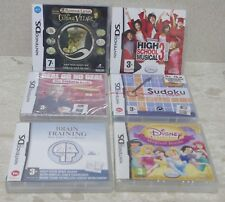 NEW Disney Princess: Magical Jewels Nintendo DS + 5 more Games