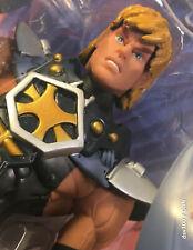 MOTU 200x Masters of the Universe Shield Strike He-Man MOC