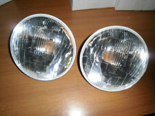 Fiat 1100 D H Industrial Pair of Headlights Towing New