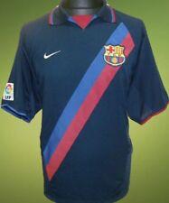 Barcelona Soccer Jersey Nike Vintage 2002-2003 Away Soccer