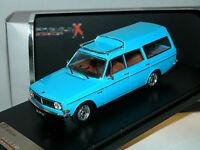 PREMIUM X Models PRD298, 1969 Volvo 145 Express, Kombi, blau, 1/43