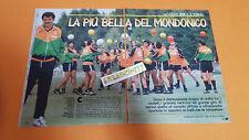 CUTTING CLIPPING ARTICOLO EMILIANO MONDONICO TORINO ANNI 90 6 PAGINE