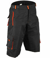 MTB Cycling Shorts Cycle Mountain Biking Off Road Sports Casual Thermal Men