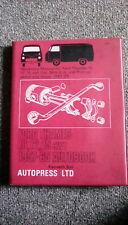 Ford Thames 10/12 & 15 cwt Van, Mini-bus & Pick-Up.1957-65 Autobook manual