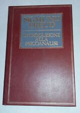 Sigmund freud-introduzione alla psicoanalisi-cde 1989