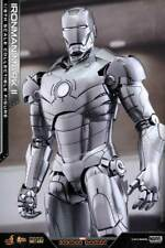 Hot Toys Iron Man Mark II MK 2 DIE CAST MMS431 D20 Tony Stark NEW / Sealed!