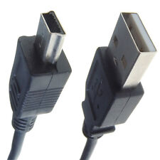 USB Data Sync Transfer Image Cable Lead For Sony Handycam DCR-SR32