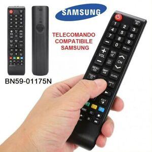 Telecomando universale Compatibile TV Samsung Lcd Led Smart TV 3D BN59-01175N