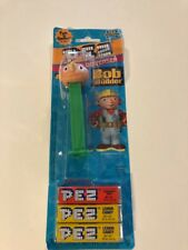Pez Dispenser Bob The Builder - Spud  MIB #A1115