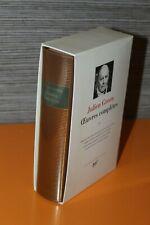 (217) La Pléiade : Julien Green Oeuvres complètes VI / 1990