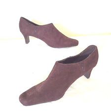 Marks and Spencer Faux Suede Slim Mid Heel (1.5-3 in.) Women's Shoes