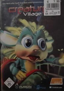1 Posten Creatures Village insgesamt 61 Stück alle Neu u. OVP