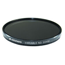 AGFA Variable Range Neutral Density (ND) Filter 55mm APVND55