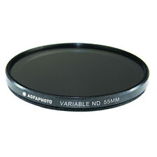 AGFA Variable Range Neutral Density (ND) Filter 55mm APVND55