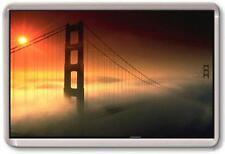 Golden Gate Bridge Fridge Magnet #2