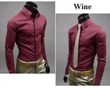 timeless design 568e7 2c73e Hemd Weinrot günstig kaufen   eBay