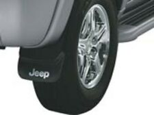 Mud Guard-Flat Molded - with Jeep logo CHRYSLER OEM 82203703AB