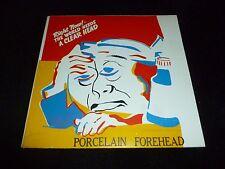 "PORCELAIN FOREHEAD 7"" 45RPM PS EP RIGHT NOW PUNK HARDCORE CORPUS CALLOSUM   .MB"