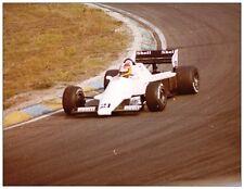 Spirit Hart 101 1984 #21 Huub Rothengatter GP F1 Zandvoort (NL)