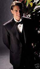 Andrew Fezza  2 button notch lapel Tuxedo 38S/31 waist