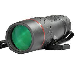 Visionking Portable Powerful Zoom BAK4 K 10-25x42 Monocular, New Gift 4 You