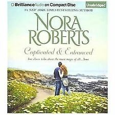 Captivated and Entranced by Nora Roberts (2013, CD, Unabridged)