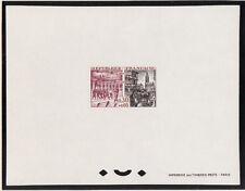 épreuve de luxe  libération Paris et Strasbourg    de  1964   num: 1410