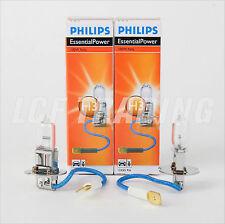 PHILIPS HI WATTAGE H3 RALLY HALOGEN HEADLIGHT BULB OFF-ROAD 12V 100w (2PC)