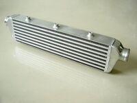 Ladeluftkühler 550 x 180 x 65 mm Vollalu Intercooler VR6 16V G60 C20let Turbo S2