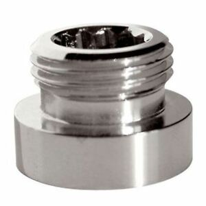 Metal Adaptor Reduction Water Faucet Tap Various Sizes and Threads Connectors