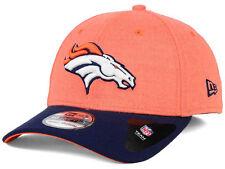 Denver Broncos New Era NFL 39Thirty Two Tone Stretch fit flex fit hat cap M/L