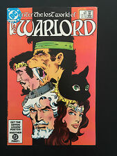 Comic Dc, The Warlord Enter The Lost World of, # 76 Dec 83