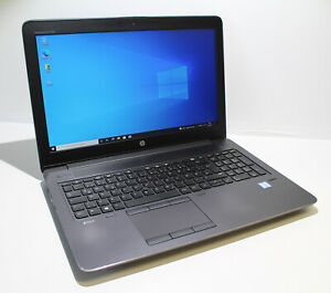 "Mobile Workstation HP ZBook 15 G3 15,6"" FHD Xeon E3-1505M v5 32GB RAM 500GB SSD"