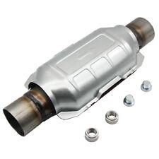 "Catalytic Converters Ceramic Honeycomb Carrier EPA Semi-Universal Converter2.5"""