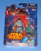 "STAR WARS REBELS SAGA LEGENDS BOBA FETT SL09 3.75"" MOC DISNEY BOBA FETT SL09"