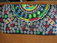 Mexican women's wallet  Floral embroidery from Chiapas, Mexico- Artisan Wallet
