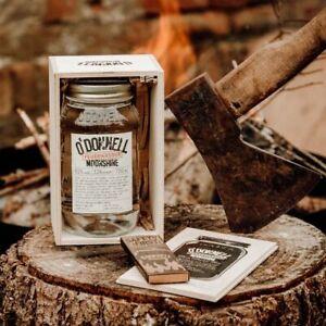 O'Donnell Moonshine Feuerwasser WODKA 62% 0,7 l ! Holzbox limitiert PORTOFREI